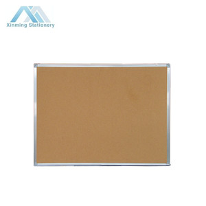 Magnetic wall-mounted cork board magnetic push pin board pin up board
