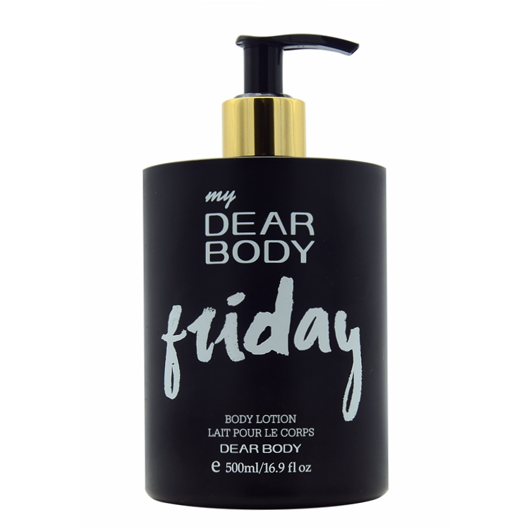 Brand Top quality hot sale black Friday body lotion with wholesale price