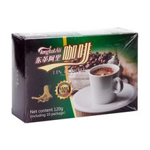 Instant coffee powder coffee tongkat ali & ginseng coffee