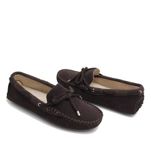 2015 fashion indian moccasin lady shoes