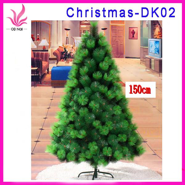 alta calidad barato todos los tamaos de la navidad pino 150 cm rbol de navidad artificial - Arbol Navidad Artificial