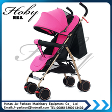 618S light folding simple baby car children umbrella children's four baby stroller umbrella