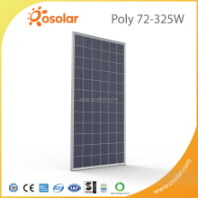 high efficiency photovoltaic pv panel 325w 310w 300w 72 cells polycrystalline solar cell panels