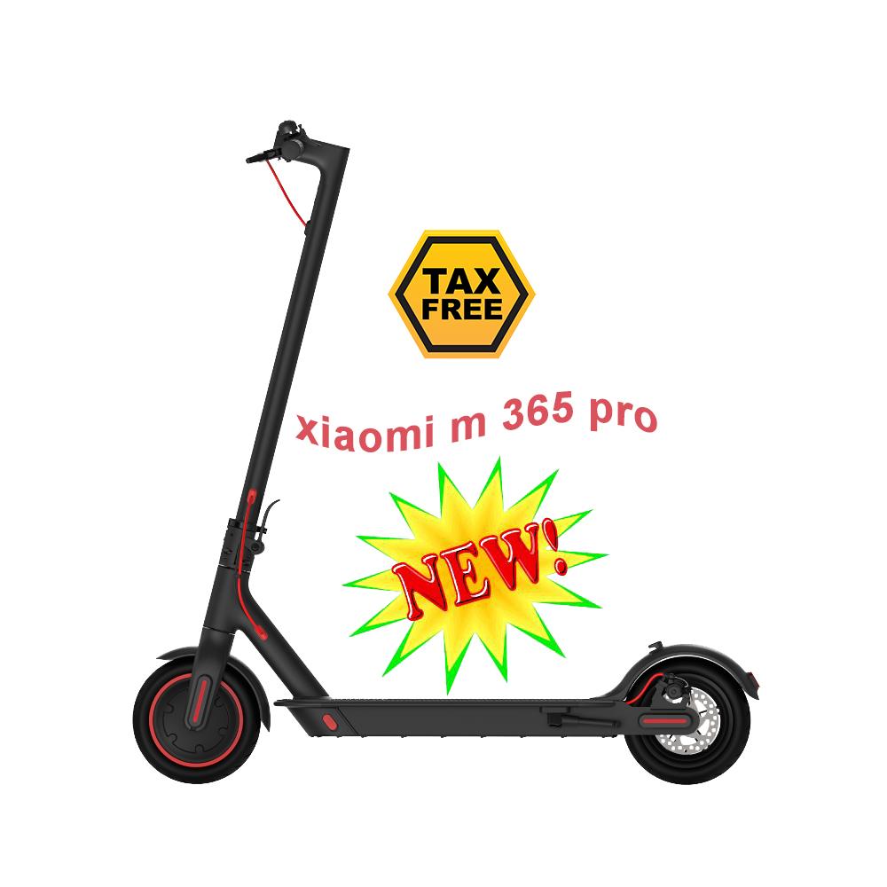 Original xiaomi electric scooter m365 pro фото