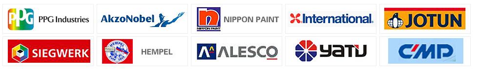 customers of aluminum paste