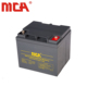 Maintenance free 12V 42AH gel deep cycle solar battery