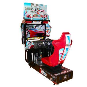 Midnight Maximum Tune 5 Wangan Midnight Initial D Car Racing Arcade Game  Machine