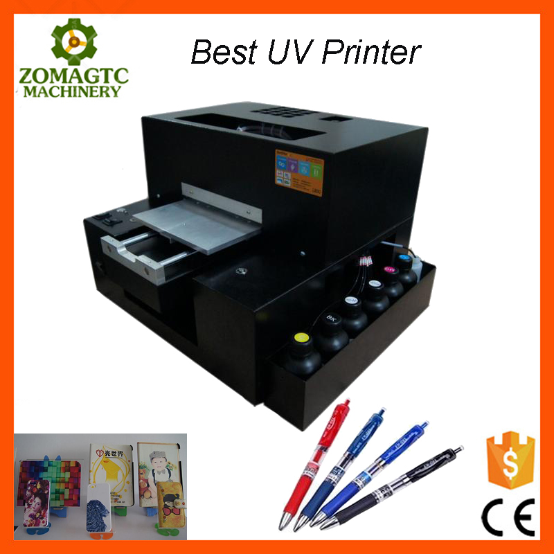 Best A3 size UV printer for wood metal glass leather and so on