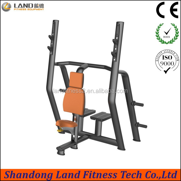 Discounted Price Oval Tube Fitness Equipment/Vertical Bench