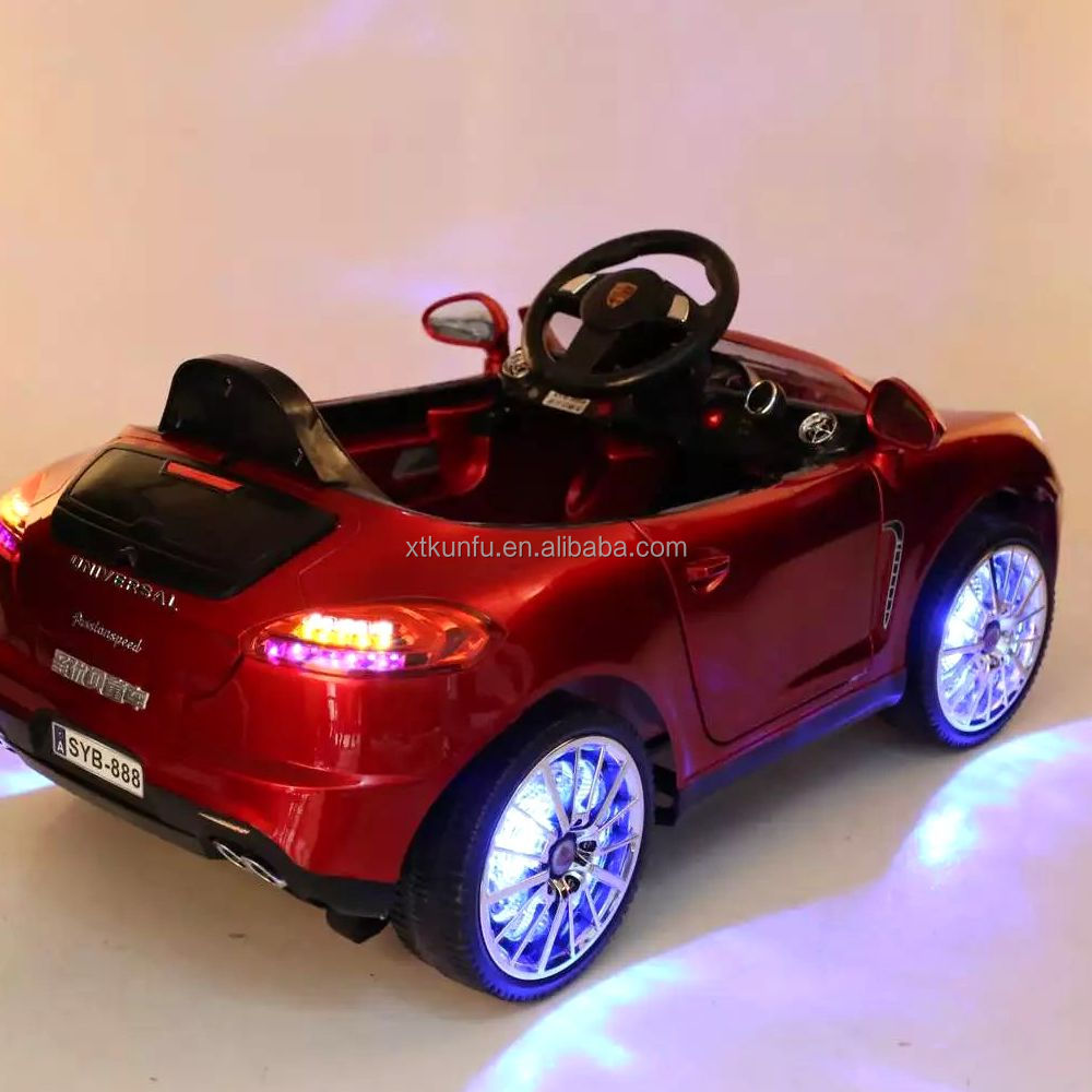 wholesale High quality 2 seat x6 kids electric car