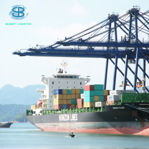 sea freight service from guangzhou/ningbo/ to houston