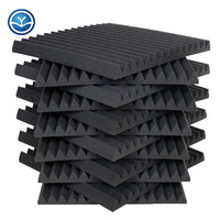 Factory Directly Wedge Soundproofing Foam Recording Studio