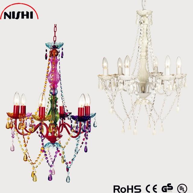 Hot Ing Wedding Chandelier Indoor Modern Multicolor Acrylic Ns 120043m 1