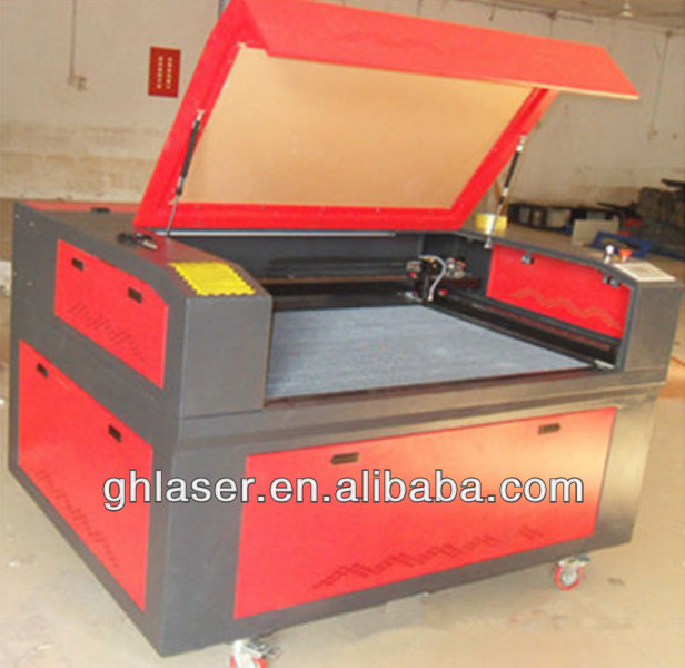 GH-6090 laser Graveermachine/offsetpers prijs in india/china