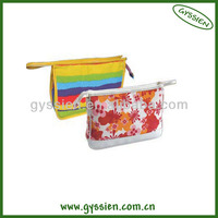 hot-sell gyssien silicon make up bags