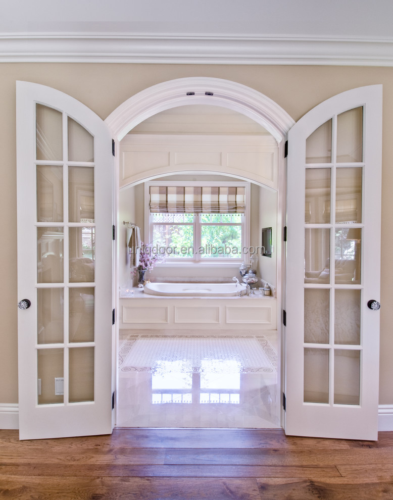 Exceptionnel Arched Top French Doors, Arched Top French Doors Suppliers And  Manufacturers At Alibaba.com