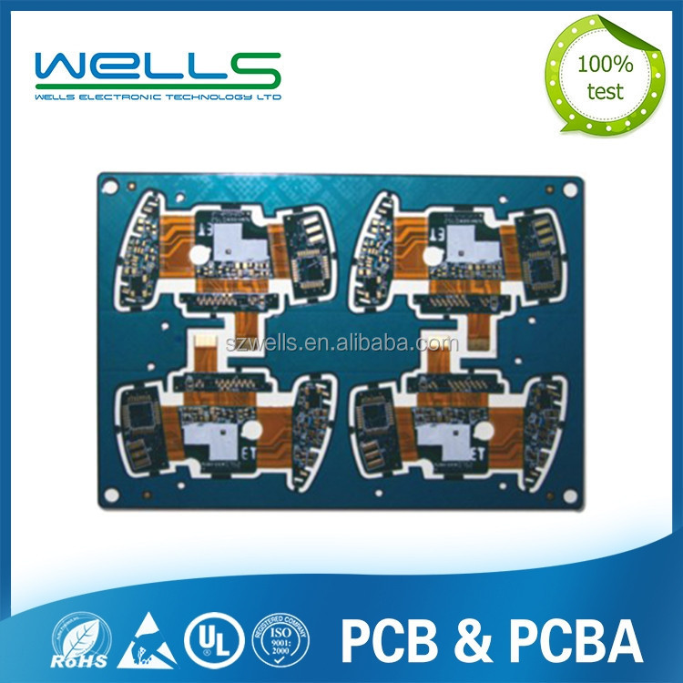 High quality pcb fab express/PCB factory from Shenzhen/OEM&ODM