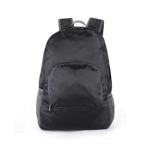 Best price of foldable backpack india manufactured in China