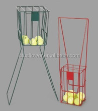 Professional Tennis Ball Basket Holds 70 Balls Training