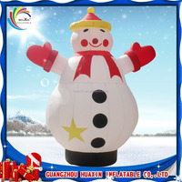 HUGE 26' FOOT XMAS COMMERCIAL SELF INFLATABLE SNOWMAN
