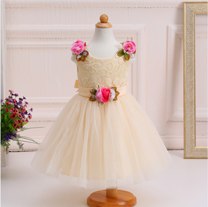 Low Price Elegant Patterns Beautiful Flower Girl Dress Names With Pictures
