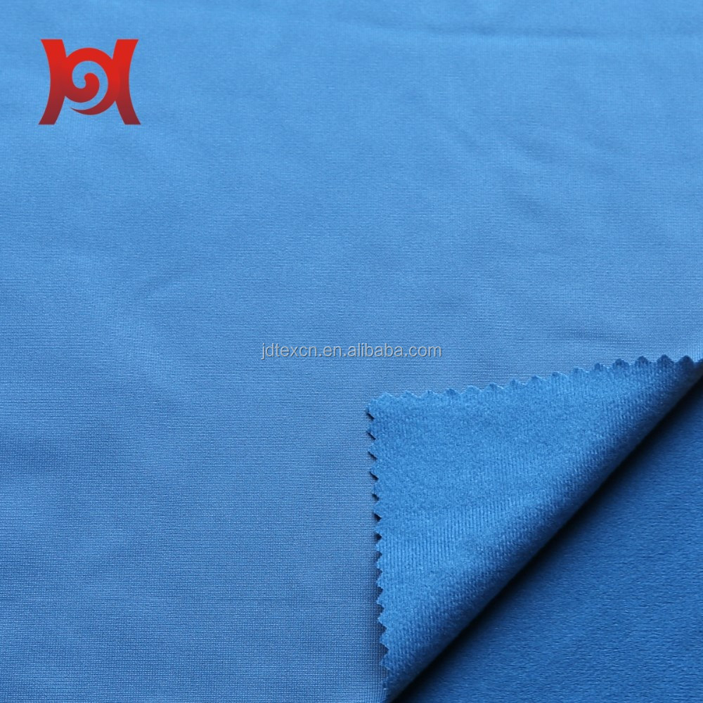 new design 100% polyester warp knitting fabric with waterproof