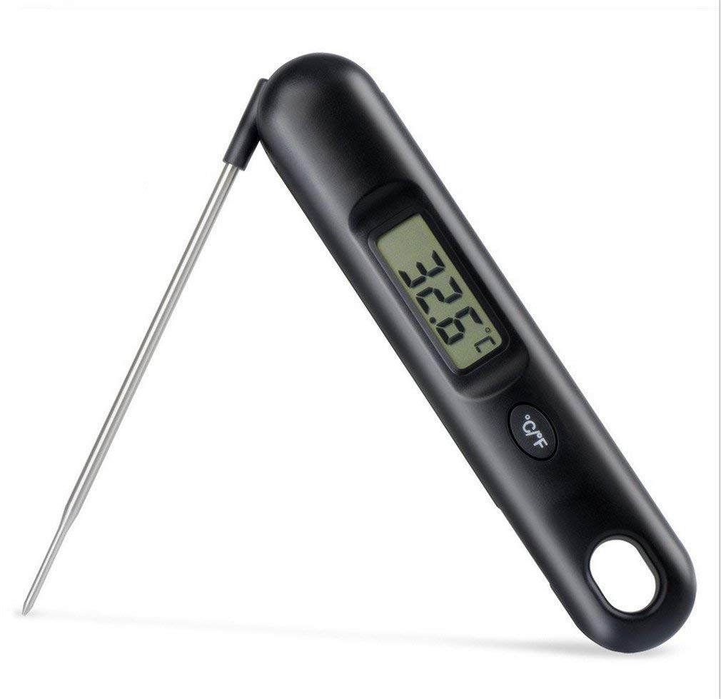 LUCKY-U Food Thermometer,Cooking Thermometers, Habor Food Thermometer Digital,Grill Food Thermometers Long Probe