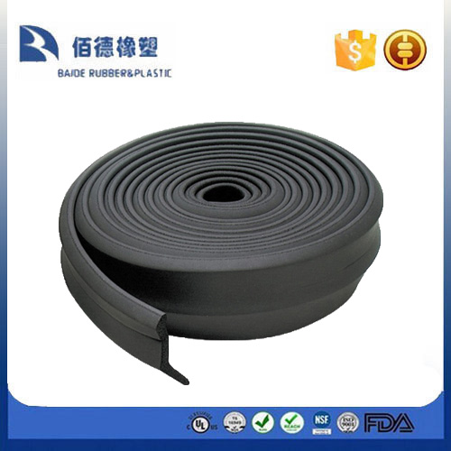 Customized sliding screen window rubber seal strips