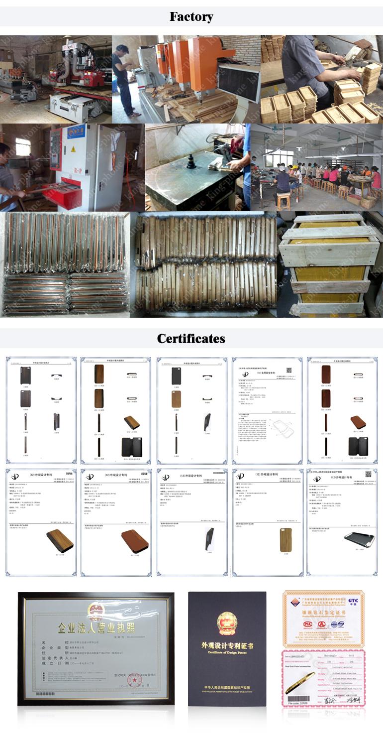 Для iphone 5S мобильный телефон деревянный корпус, дерево и кожаный чехол от китайского поставщика
