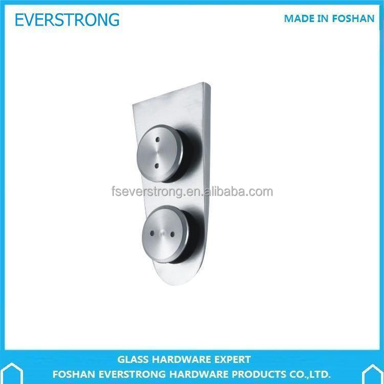 Everstrong glass swing door fitting ST-M002 stainless steel glass door upper pivot