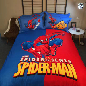 super hero kids twin 3d bedding sets Home Bedding Bed sheets