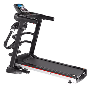Home Used Folding Electric Motorized Treadmill With 2.0HP Motor