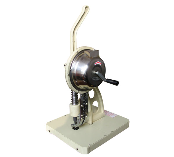 2016 hot sale 10mm manual eyelet machine hand press punching machine