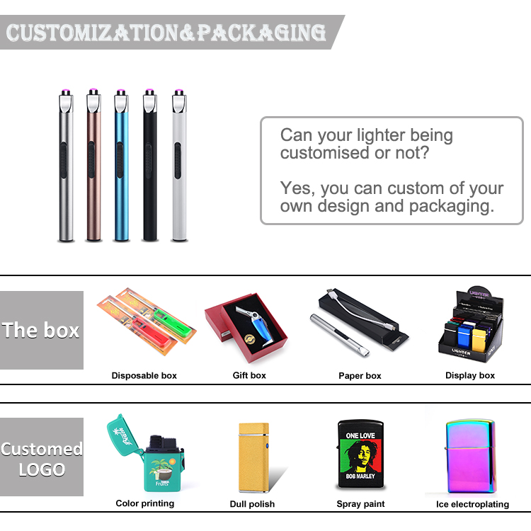 2018 wholesale outdoors rechargeable waterproof electronic cigarette usb lighter double arc electric lighter