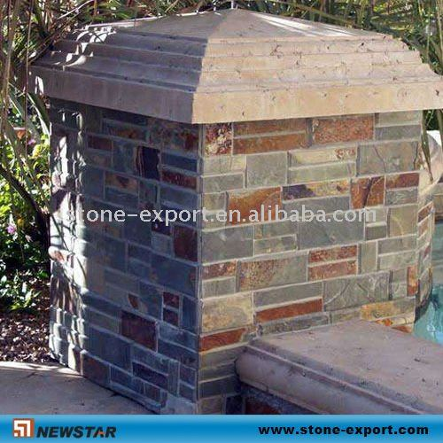 Chinese cluture slate tile