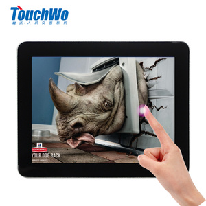 Special design 8 inch rugged tablet mini monitor android tablet gaming pc with RJ45 port