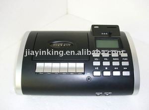 Portable Cassette Encoding Recorder (K-0802)