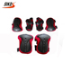 Skateboard Protective gear longboard gear knee pads elbow 6pcs set skateboard gear for adult and kids