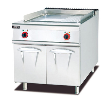 W079 Electric Griddle Food Service Catering Commercial Kitchen Equipment