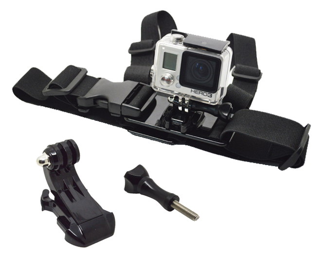GP126 Go pro Accessories Junior Chesty with J - hook Bracket Screw Smaller Adjustable Chest Mount Harness for Go Pro Heros 4 3