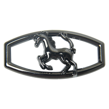 Hardware Horse Sign Ring Metal Shoe Buckle Parts