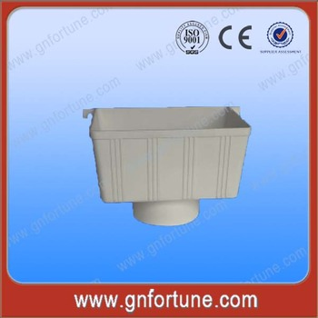 PVC Drainage Pipe Fittings Square Roof Drain  sc 1 st  Alibaba : roof fittings - memphite.com