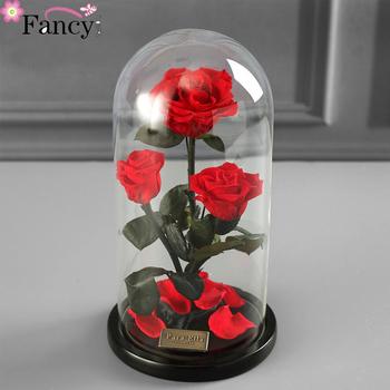 Venta Caliente Y Rosa Flores Naturales Venta Al Por Mayor Flor Rosa