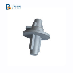 Production cast steel foundry with high quality casting parts