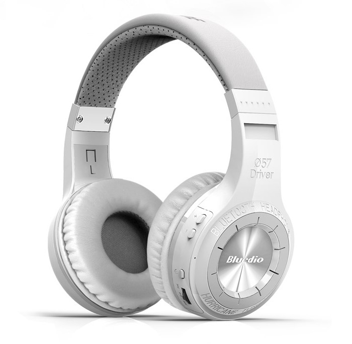 Cloud Service Bluedio HT Powerful Bass Blue tooth Headphone Turbo 57mm Headset Line Out фото