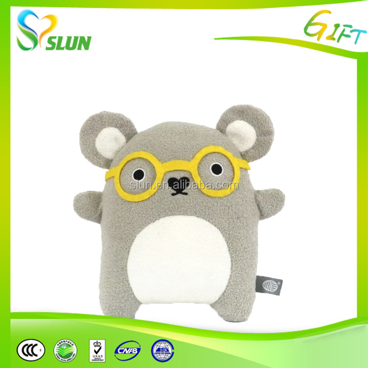 Baby bedtime soft plush toys cute baby toy plush mouse soft material stuffed baby toy plush mouse