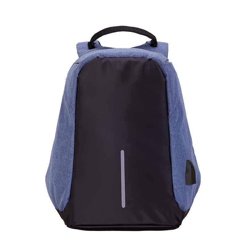 Manufacturer direct sale double shoulder <strong>backpack</strong> USB charge multifunction school bag travel anti-theft <strong>backpack</strong>