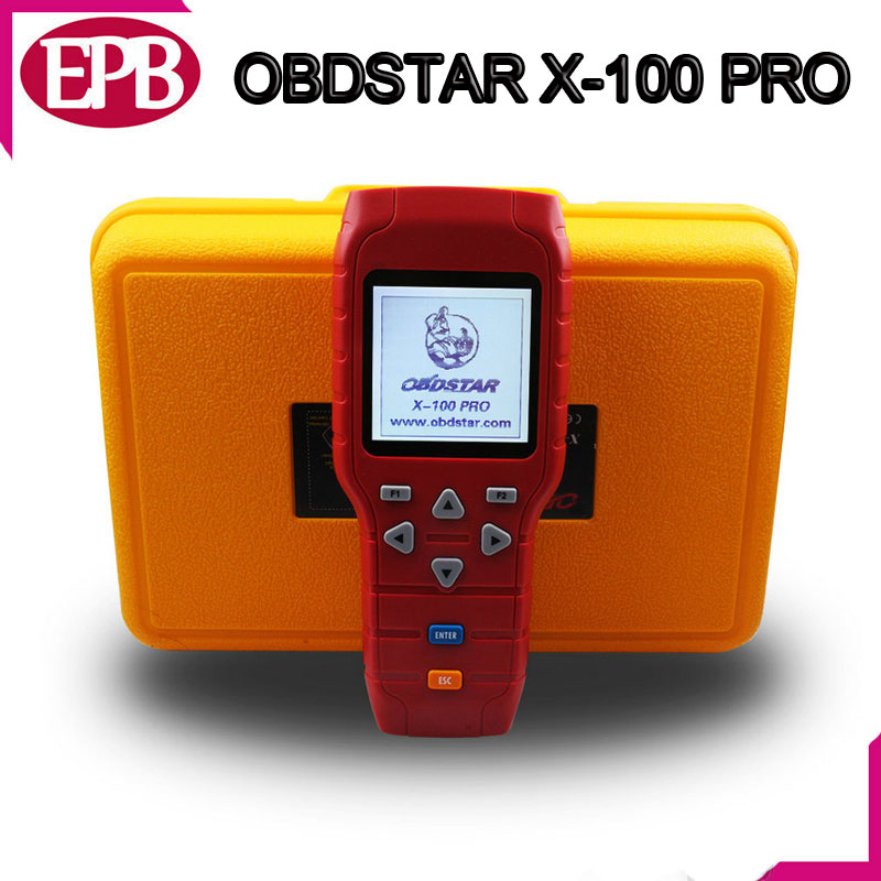 OBDSTAR X100 PRO Auto Key Programming + Mileage Change Odometer Correction Adjustment Tool + OBD2 Code Reader Automotive Scanner