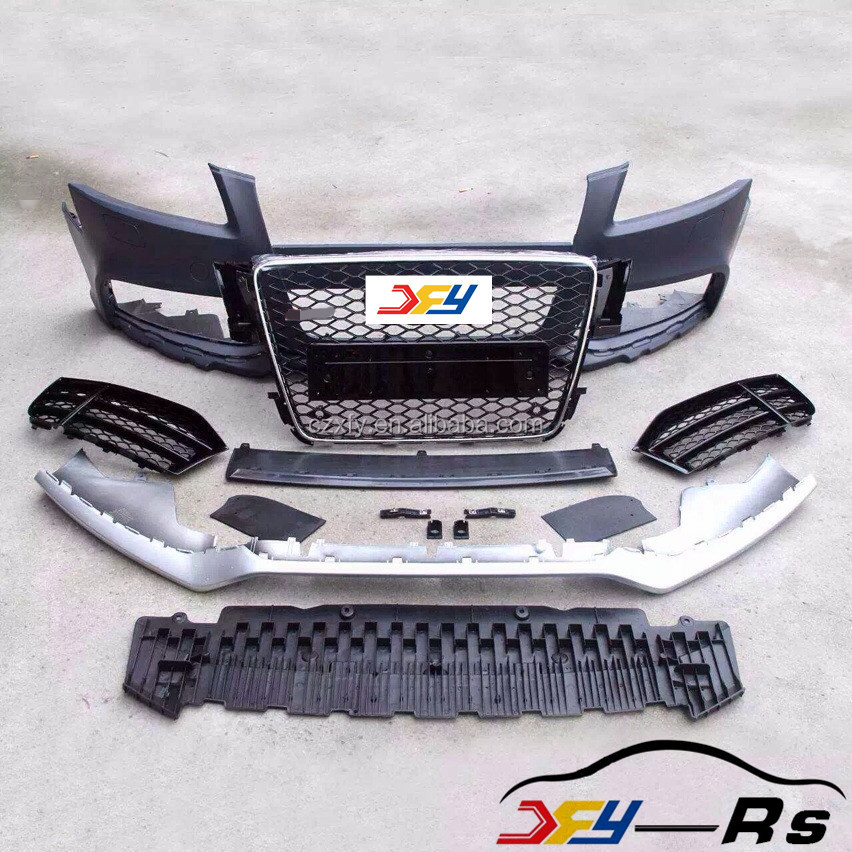 XFY OLD RS5 FRONT BUMPER FOR AUDI