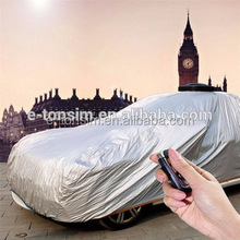 Brandwerende Waterdichte Snowproof Intelligente Auto Body Cover Automatische Auto Cover